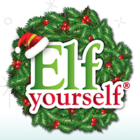 image about Elf Yourself Printable known as ElfYourself®